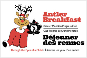 Greater Moncton Progress Club Antler Breakfast