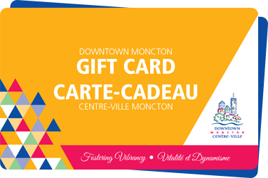 Downtown Moncton Gift Card