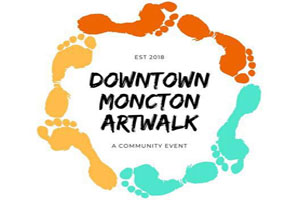 Downtown Moncton ArtWalk